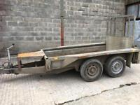Ifor Williams GX84 Trailer