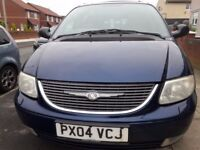Chrysler Grand Voyager 3.3 ltr Petrol * 12 months MOT * Auto * Leather * DVD player * Tow Bar * A/C