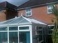 guttering, fascia and conservatory cleaning