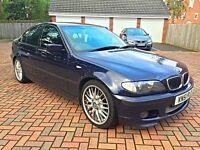 BMW 325i M Sport Manual Petrol Saloon Hpi Clear FSH 120k 330 328 323 320 318 330i 330d 320d type 182