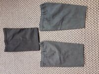 Boys school shorts age 8 to 9 years