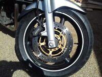 Honda hornet 919i fireblade engine