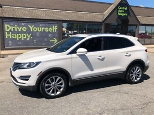 2015 Lincoln MKC AWD / NAVIGATION / LEATHER / SUNROOF