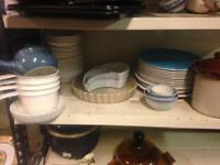 Plates/bowls/casserole dishes/trays