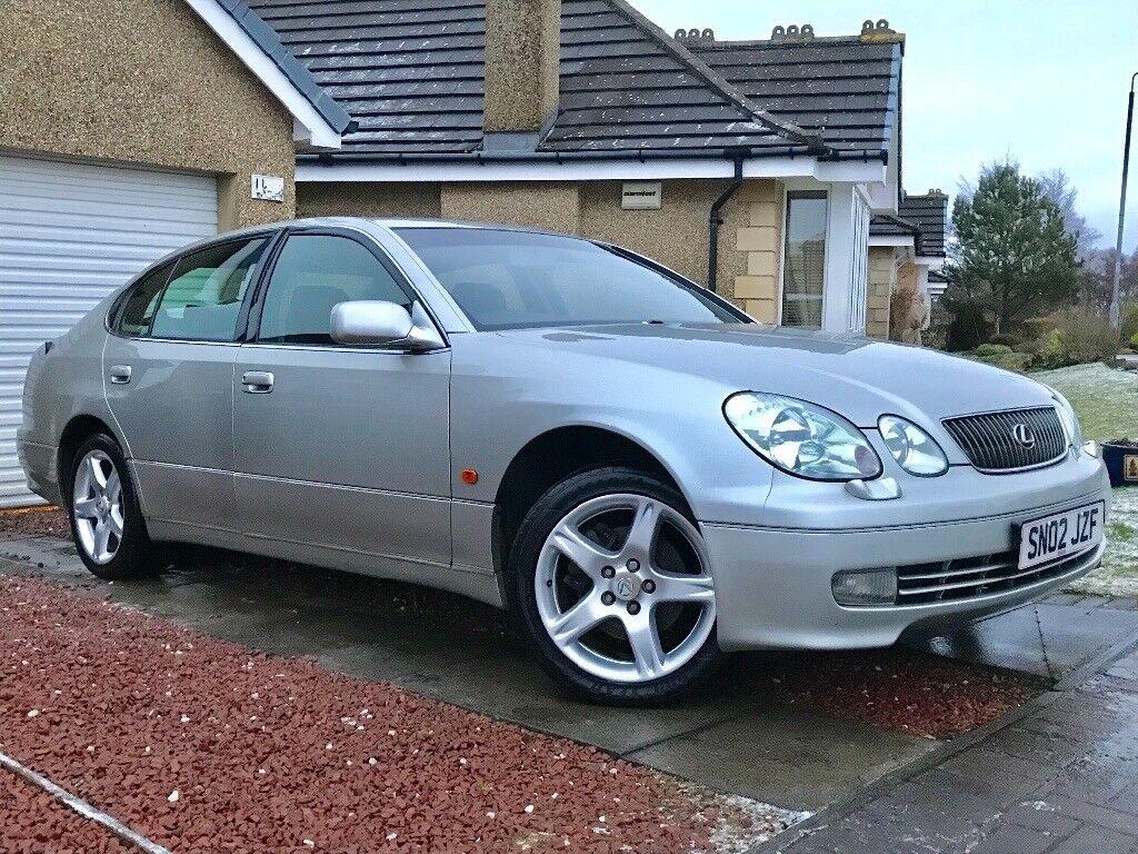 2002 '02' Lexus GS300 SE Auto***1 year MOT***3 keys***2 owners***FSH