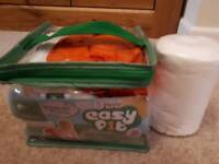 Tots bots easy fit washable nappies trial kit