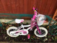GIANT Puddin Bike 12 inch girls bike