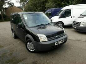 2007 and 2006 FORD TRANSIT CONNECT TDDI VANS DIRECT COMPANY!