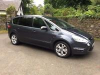 Ford smax 2.0 titanium tdci.. lovely family car!
