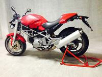 Ducati Monster 620ie 2004