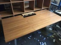 Office desk 1600mmx800mm 3 available