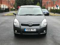DIESEL TOYOTA VERSO D4-D 2.2 MANUAL 7 SEATER
