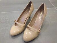 Miss KG nude heels