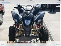 Quadzilla 320 cvt 65 reg quadbike water cooled