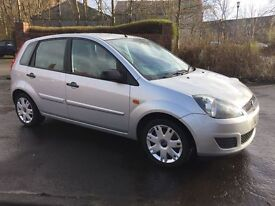 Ford Fiesta 57/ registered low Mileage 54.000