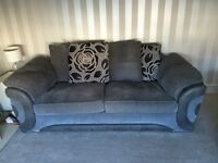 For sale - 1 x 2 seater and 1 x 3 seater CSL sofa's. 3 years old