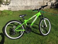 "Carrera Blast Kids Mountain bike 24"""