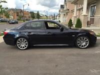 Bmw 550i M package