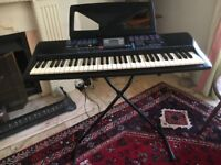 Keyboard - electronic Yamaha Reduced for quick sale