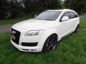 "Audi Q7 4.2TDI ( 321bhp ) Tiptronic quattro S Line ABT Body Kit, 22""Alloys, Full Panoramic Sun Roof"