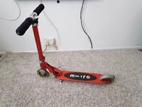 For sale micro sprite scooter