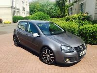 VOLKSWAGEN GOLF 1.4 GT TSI SUPERCHARGED NEW SHAPE WITH MASSIVE SPEC