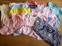 Girls summer dress bundle, age 2-3 years