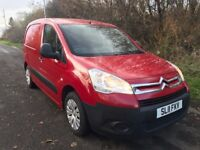 2011 CITROEN BERLINGO HDI ENTERPRISE, EXCELLENT WORKHORSE, READY TO GO, COMPANY OWNED FROM NEW
