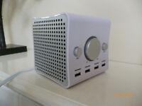 Boynq Cubite PC speaker & USB Hub