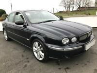 JAGUAR X TYPE SE 2.2 DIESEL 2008 ***12 MONTHS MOT*** FULL LEATHER INTERIOR***
