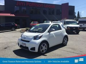 2015 Scion iQ Local, 1 owner lease return w/ no accidents.