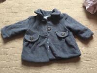 Next coat 6-9 Months