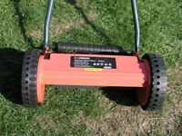 Push Lawnmower Ideal For Small Garden Area Weymouth