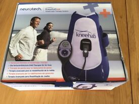 Neurotech Kneehab XP for left knee