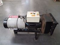 Hydrovane 128 CFM Compressor 3 Phase Includes Vat. Delivery possible at cost
