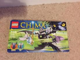 Unopened Lego Chima bat plane
