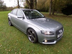 AUDI A4 2.0TDI TECHNIK*£30TAX*FULL LEATHER*FINANCE AVAILAB