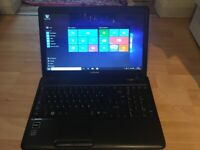 TOSHIBA SATELLITE PRO C660 INTEL CORE i3 LAPTOP.