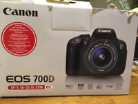 Canon Digital Camera - used once