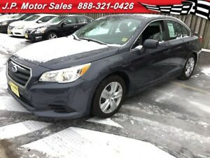 2015 Subaru Legacy 2.5i, Automatic, Bluetooth, AWD