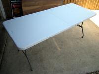 Large Heavy Duty Folding Table BRAND NEW (Swindon)