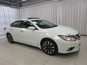 2018 Nissan Altima SV WITH SUNROOF, AC, ALLOYS, KEYLESS ENTRY AN