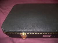 Kinsman CEG5 Rectangular Electric Guitar Hard Case. / As New !