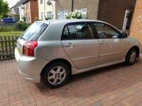Toyota, COROLLA, Hatchback, 2006, Manual, 1398 (cc), 5 doors