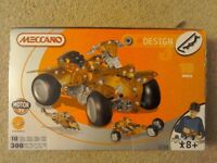 Meccano 6700N, 10 different models including quad bike