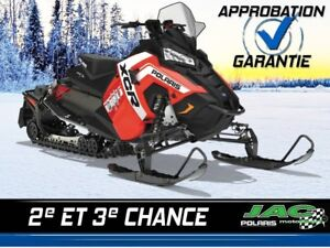 2018 Polaris 600 Switchback XCR SnowCheck Select Défiez nos prix