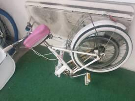 Vintage foldable bike
