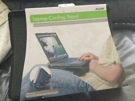 Brand new lap top cooling stand. £5