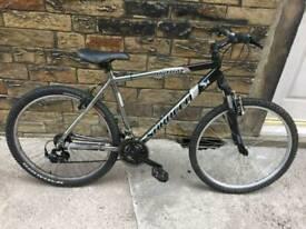 Sarracen Roughtrax full size mountain bike