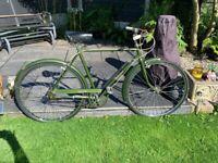 Vintage Hercules Balmoral Bicycle